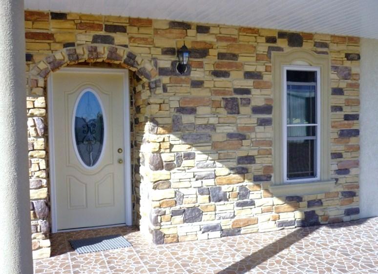 Concretos decorativos for Losetas para fachadas