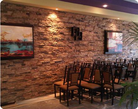 Piedras decorativas interior nuevo material interior for Piedra decorativa interior