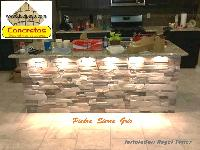 Piedra en Mesa de Cocina