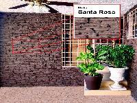 Detalle: Muro con Piedra