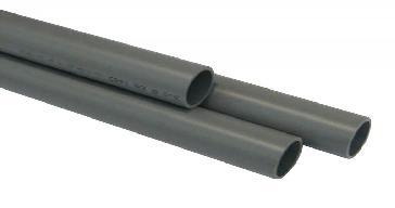 Tubo PVC y CPVC 80 y 40